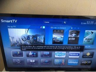 Smart led tv  32 inch in zeer goede staat