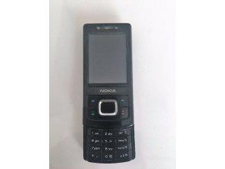 Oud model Nokia Mobiel toestel