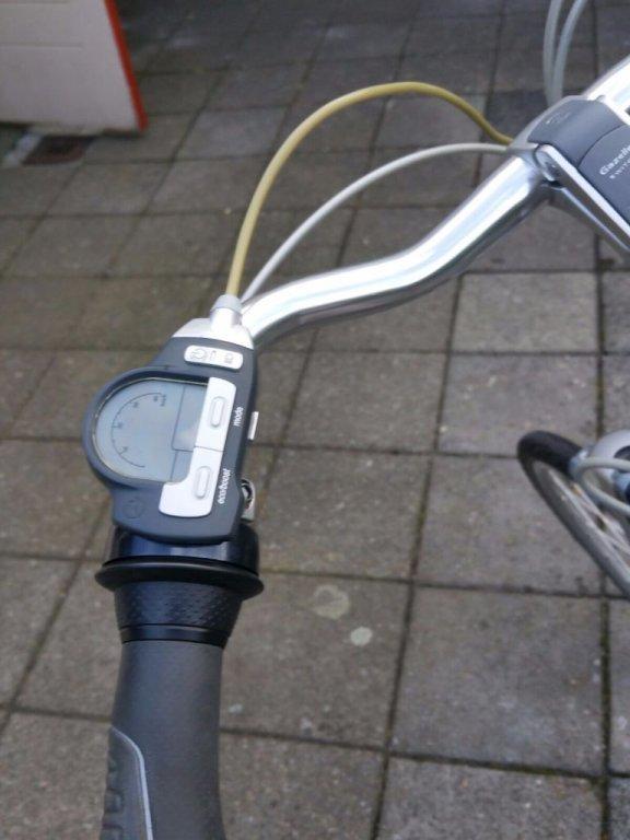 Fietsen | Dames Een leuke Gazelle elektrische damesfiets.