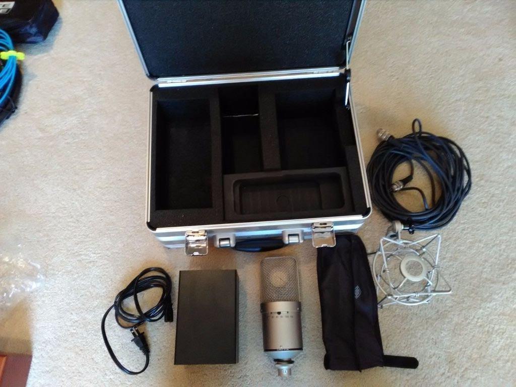 Studio & Recording Neumann M149 buis condensor microfoon