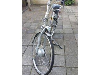 Leuke Gezelle elektrische dames fiets