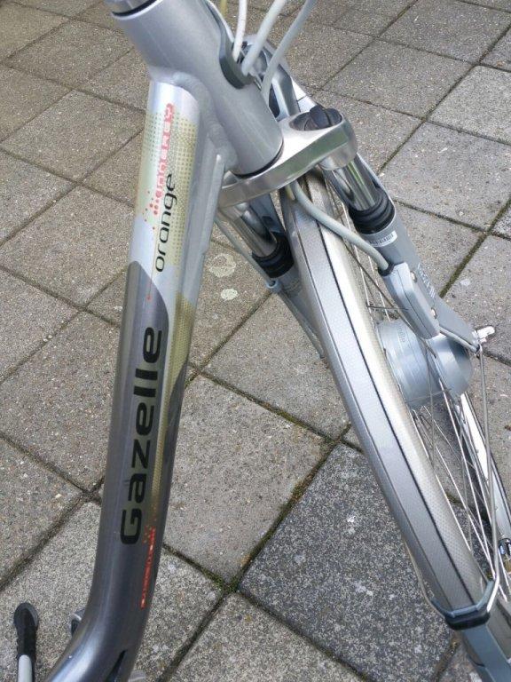Elektrische fietsen Leuke Gezelle elektrische dames fiets