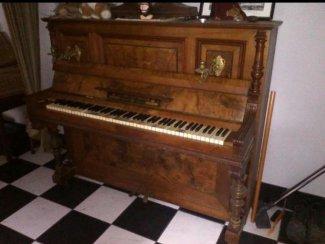 Piano wortelnotenkast