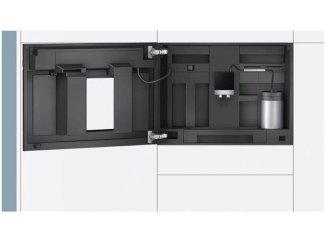 Koffiemachine Inbouw Siemens CT836LEB6 WiFi demo 700 kopjes