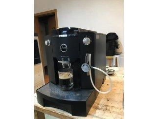 Koffiemachine Jura XF50 cappuccino tot gereviseerd garantie