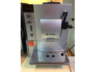 Koffiemachine Bosch Verocafe exclusiv cappuccino