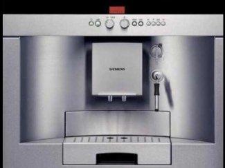 Koffiemachine Siemens Inbouw totaal gereviseerd garantie