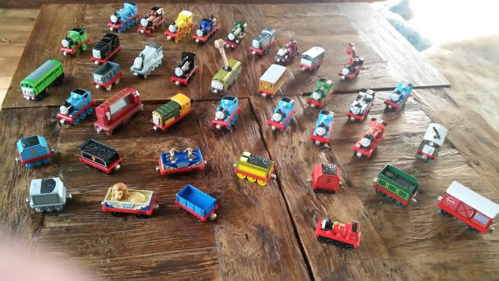 Baby | Peuter Thomas de trein.