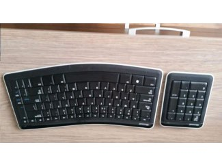 Microsoft bluetooth mobile keyboard