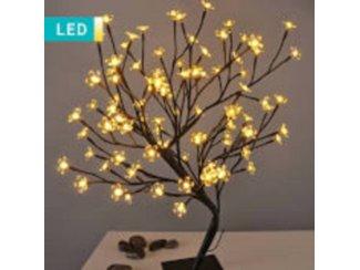 45 cm boom met 48 led verlichting voor binnen