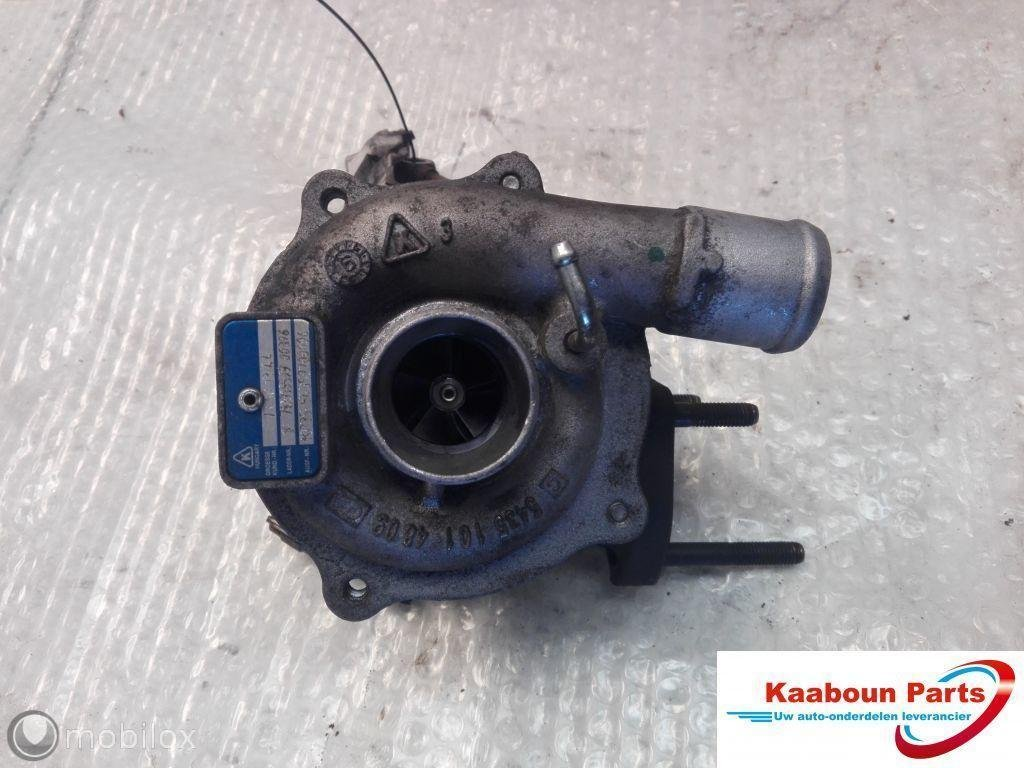 Motorcompartiment Turbo Suzuki Swift III 1.3 D Exclusive ('05-'10) z13dt