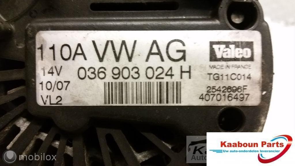 Electronica Dynamo Volkswagen Golf 5 1K1 1.4 FSI 2003 - 2008