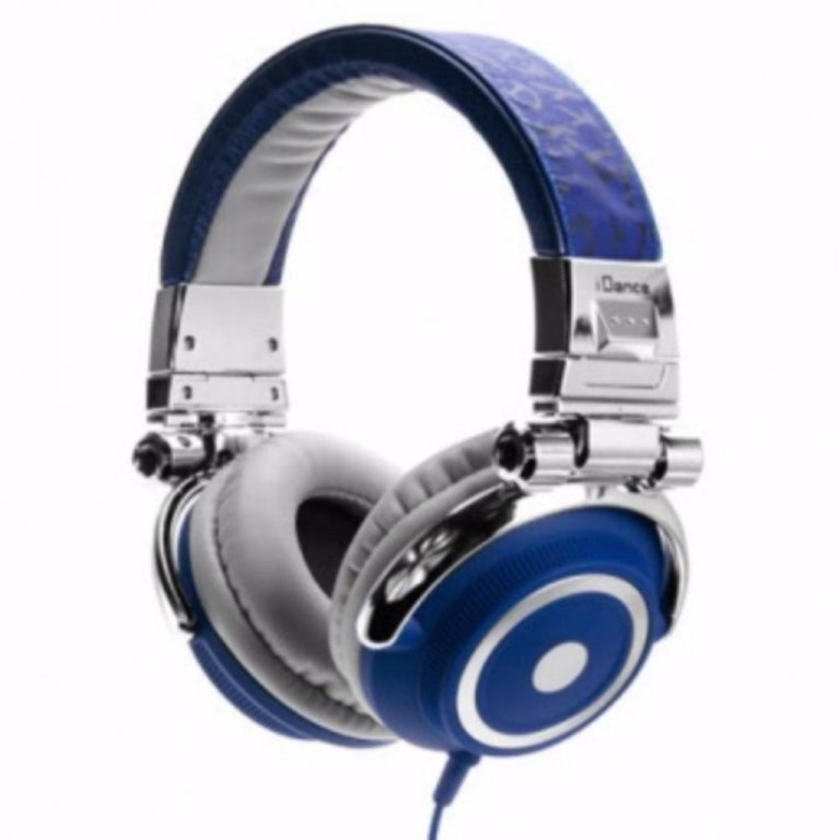 Koptelefoons en Headsets iDance hoofdtelefoon Disco 500