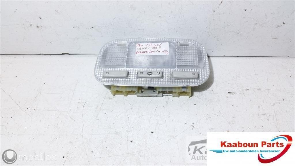 Autoverlichting Interieur binnenverlichting Peugeot 308 SW 2007 - 2013