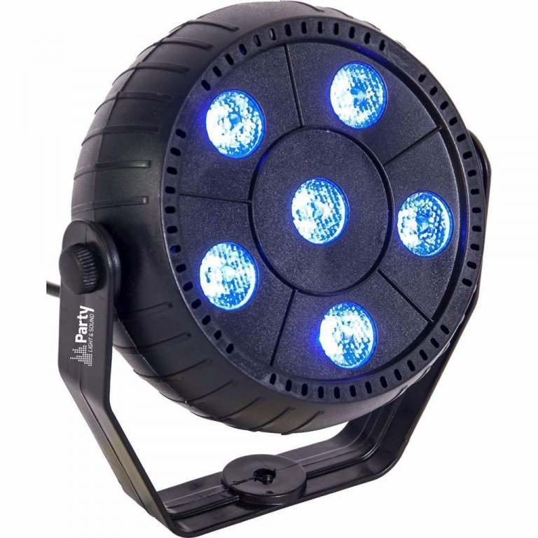 Licht en Laser PARTY-TRIFX 3 Disco licht effecten LED (1183P-B)