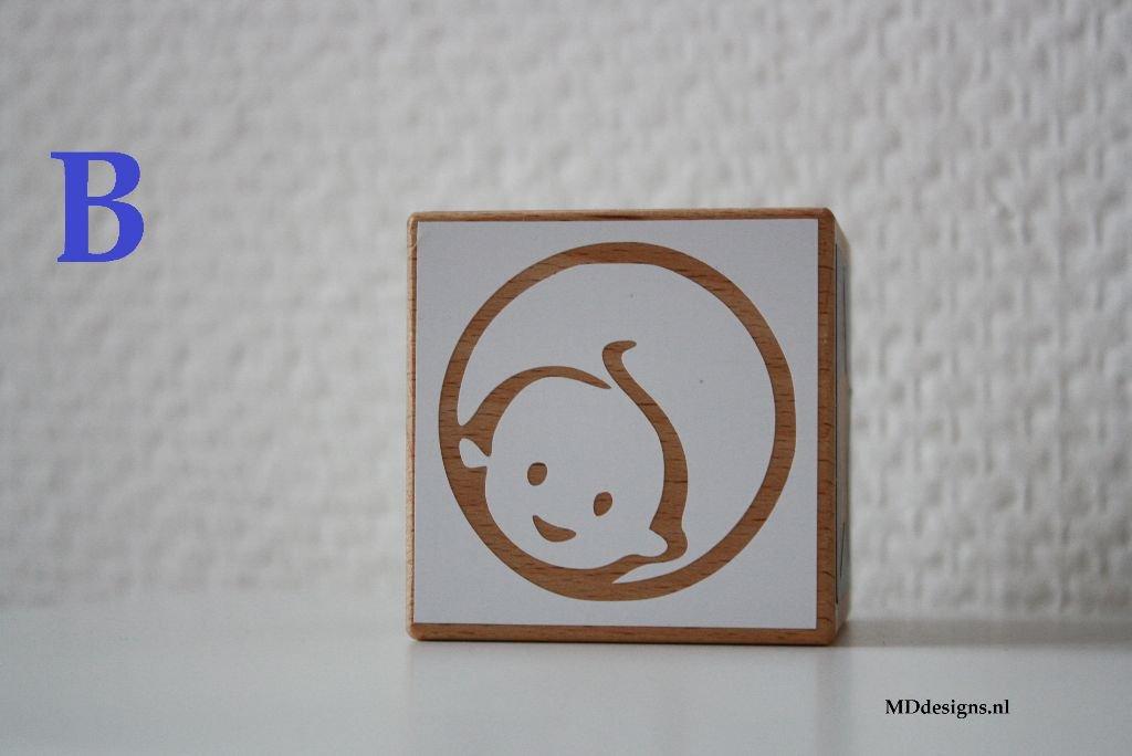 Babykamers   Accessoires Geboorteblokken