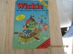Wickie de viking stripboek en Garfield