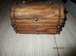 houten kist