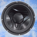 Subwoofer 10 Inch Black Spider 250 Watt (42-E)