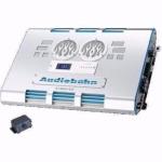 2 kanaals versterker Audiobahn A18001DJ 2500Watt Rms,