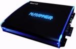 Auto versterker Ghost 4x 675 Watt Blauwe Neon (016-D)