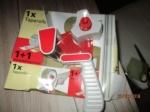 verpakking tape roller