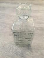 Whisky Karaf Glas inhoud 2 liter