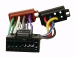 ISO-Kenwood Adapter kabel voor Kenwood autoradio's 16 Polig