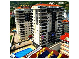Luxury penthouse for sale in Alanya Turkey