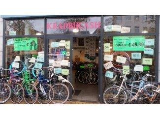 Tweedehands Fietsen Groningen/Used Bikes Groningen