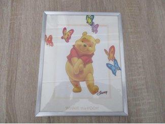 Schilderij Winnie de pooh walt Disney maat 2205 mm x 255 mm