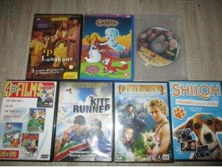 7 kinderfilms zgan !!! Verzenden mogelijk!!