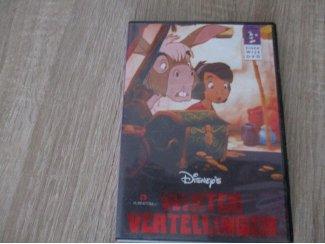 Walt disney 5 klassieke films/dvd zzgan