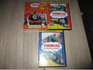 3 DVD Thomas zgan. !!!!! Verzenden mogelijk!!!!!!!!!!!