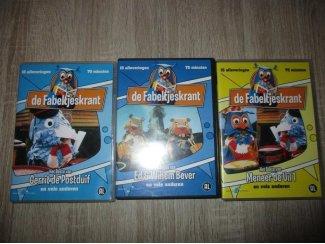 Fabeltjeskrant 3 DVD origineel van zgan, Verzenden kan!