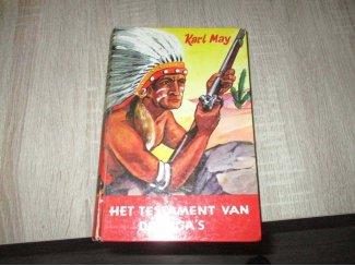 Boek het testament van de inca`s van karl May izgst