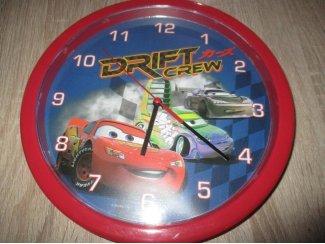 Cars Items, 2 klokken , Spaarpot, Brood Doos, Rugtas, Auto