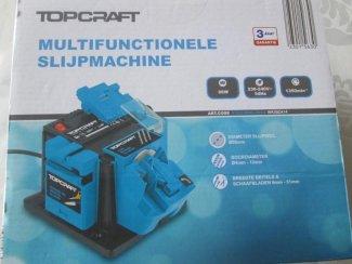 Multi functionele slijpmachine topcraft nieuw