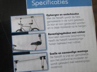 fietslift movecare nieuw