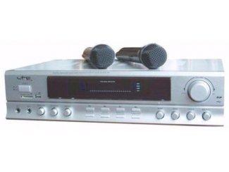 Karaoke versterker met USB/SD/Mp3 (7060-B)