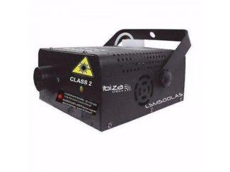 Rook machine met rood en groene laser (1311B)