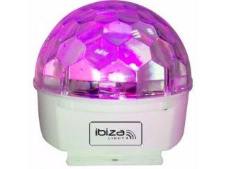 Ibiza-Light 9 kleurig Astro-Ufo effect met afstandbedining