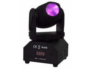 Compacte moving head met beam effect (1245B)