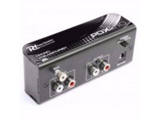 Power Dynamics PDX010 Phono Pre amplifier (772T)