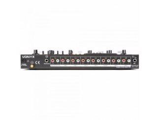 Vonyx STM2290 8-Kanaals Mixer Usb,Sd Bluetooth,Fx (985T)