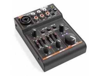 Power Dynamics PDM-D301 3-Kanaals USB Mixer (600T)