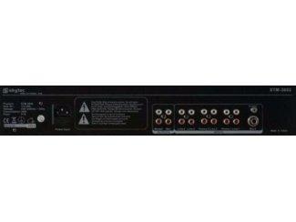 4-Kanaals mixer 19 Inch STM-3002