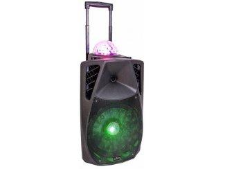 PARTY-12ASTRO Mobiele Speaker 700Watt (6112P-B)