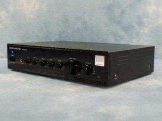 HiFi versterker 2 x 80 Watt Rms Zwart (7030-B)