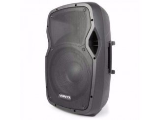 Actieve Speaker 12 inch 600 Watt Bluetooth Mp3 (345-T)